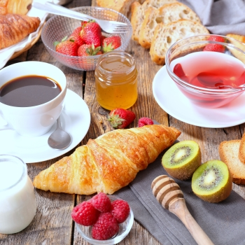 Business-Frühstück zum Thema Insight Communities image