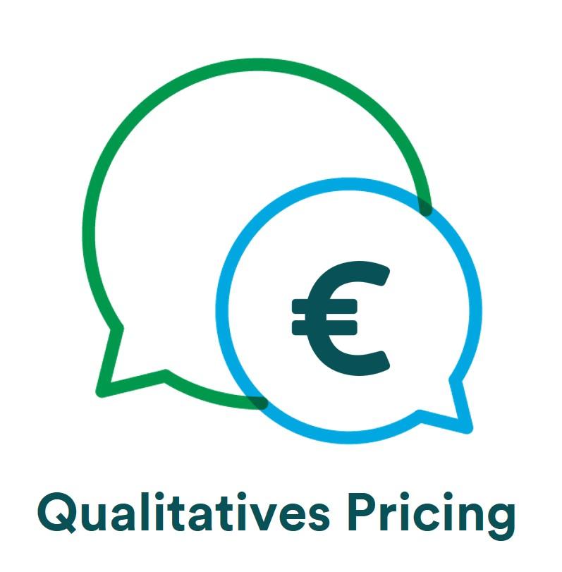 Qualitatives Pricing