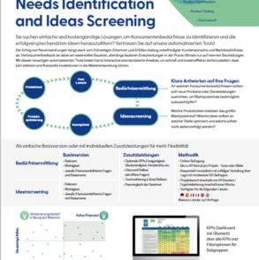 Needs Identification & Ideas Screeningimage
